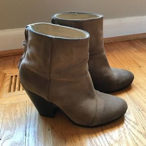 Rag & Bone Newbury Booties 38.5